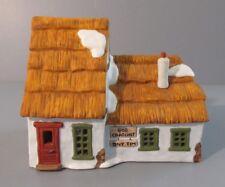 Dept 56 Dicken's Village A Christmas Carol: Bob Cratchit House Light Up Building