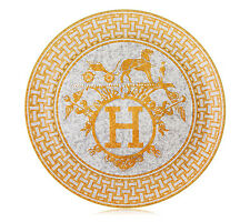 "Hermes Mosaique au 24 Tart platter, 12.6"""