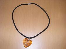 Modeschmuck-Halsketten & -Anhänger aus Glas mit Herz und Besondere Anlässe