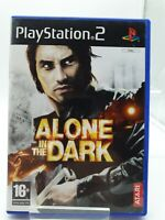 Alone in The Dark (Sony PlayStation 2, 1992)