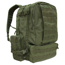 CONDOR 3-DAY 50L ASSAULT PACK TACTICAL HUNTING MOLLE BACKPACK HIKING OLIVE DRAB