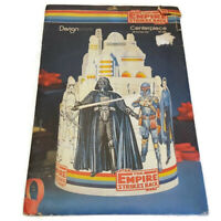 Star Wars Empire Strikes Back Centerpiece 1980 Lucasfilm Drawing Board Complete