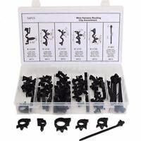 54Pcs 6 Kinds Wire Harness Automotive Routing Clip Assortment Conduit Kit For GM