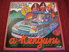 LP OST THE KANGAROO A KENGURU Omega Locomotiv GT Fonograf M-7 Scorpio V.A.