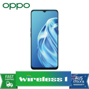 [CPO - As New] OPPO A91 Blazing Blue Unlocked Mobile Phone [Au Stock]