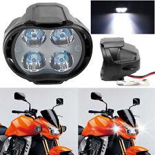 12W DC12V Motorcycle LED Light Fog Spot Headlight Working Light For Honda Lamp