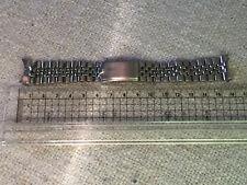 """Rolex Jubilee - 20mm - """"estados unidos"""" - oval-band-Bracelet-very rare"""