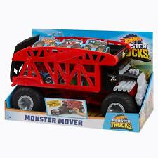 Hot Wheels Monster Trucks Mover (Stores up to twelve 1:64 scale trucks) *NEW*