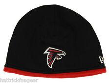 Atlanta Falcons New Era NFL Sideline Tech Team Logo Knit Winter Hat/Beanie/Toque