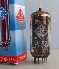 Genuine Telefunken-Berlin ◊ EF89 (6DA6) tube, excellent condition