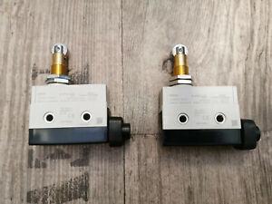 OMRON D4MC-5020 Endschalter Bolzen mit senkrechter Rolle SPDT 10A max250VAC