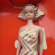 Fashion Queen Vintage Barbie Doll #870 In Original Box 1962