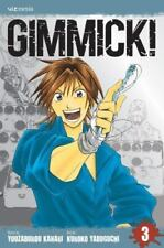Gimmick!, Vol. 3. New manga in plastic sleeve. FREE SHIPPING.