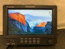 JVC DT-X91F ProHD 8.9-in AC/DC Portable Monitor