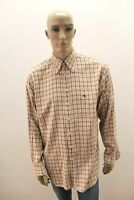 Camicia ETRO Uomo Shirt Chemise Camisa Bluse Blusa Man Taglia Size 44 / XL
