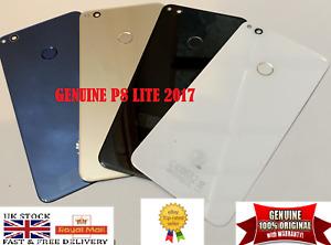 GENUINE HUAWEI P8 LITE 2017 PRA-LX1 Rear Battery Back Cover SCANNER Camera Lens