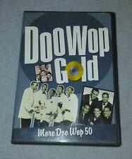 Doo Wop Gold More Doo Wop 50 (DVD, TIME LIFE) *RARE opp