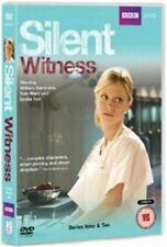 Silent Witness Series 9 and 10 - DVD Region 2
