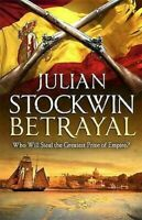 Betrayal Couverture Rigide Julian Stockwin