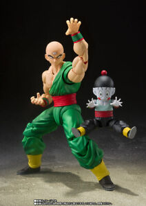Dragon Ball Z Tenshinhan & Chaoz S.H. Figuarts Bandai NEW PRE-ORDER