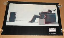 Maxell It's Worth it. Blown Away Poster Original Promo In 3D! RARE 36x24