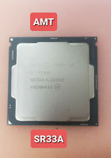 SR33A INTEL CORE i7-7700K 4.20GHz CPU QUAD CORE Processor