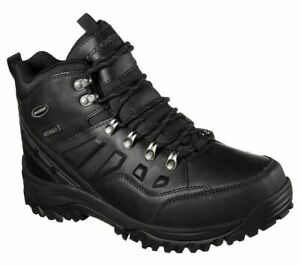 Mens Skechers Relment-Traven Waterproof Hiking Walking Trek Boots Size UK 7