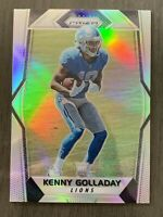 2017 Panini Prizm Kenny Golladay Rookie RC Silver Prizm Card #283 Detroit Lions