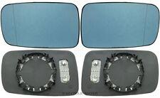 Spiegelglas Außenspiegel blau asphärisch beheizt links und rechts E46 + 7er