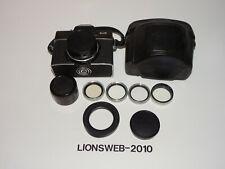 Rolleiflex SL26 Kamera mit Carl Zeiss Tessar 2,8/40 + Bereitschaftstasche u.a.