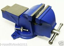 """4"""" INCH CAST IRON METAL SHOP VICE BENCHTOP BENCH TOP TABLE VISE"""
