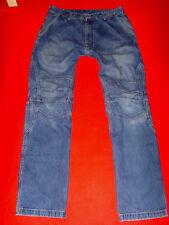DIESEL JEANS Bootcut Jeans medium blue denim w33 l32 NUOVA!!! TOP!!!