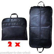 2 x Kleidersack Kleiderhülle Kleidertasche Anzugtasche Hülle Schutzhülle Kleider