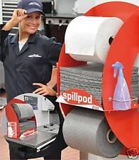spillpod trio Workshop Solution spill absorbent pad oil