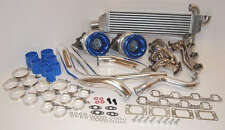 1979 - 1993 FORD MUSTANG Twin Turbo Kit 750hp Package TT 260 289 302 351 5.0L 5L