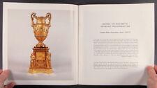 Henri Fauconnier Gilt Silver Lafayette Presentation Vase - Sotheby's 1980 Sale