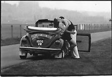 VW 1205 BEETLE BUG HITCHHIKER EROTIC RARE POSTER 1992 (36)
