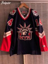 New listing Authentic NHL Theoren Fleury New York Rangers Liberty Ice Hockey Jersey