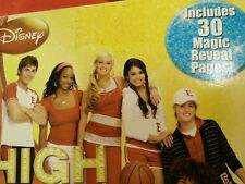 Disney High School Musical Activity Fun Pad30 magic reveal pages 70 activity pgs