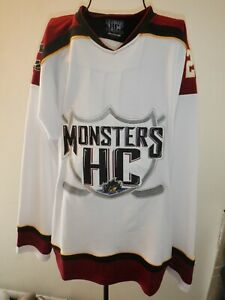 NEW - Cleveland Monsters 2020-2021 Hockey Club Member AHL Jersey Adult 2XL