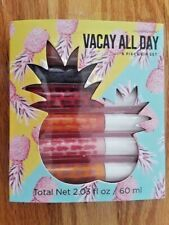 Vacay All Day Girls' 6 Piece Lip Set by Simple Pleasures - 6 Lip Glosses