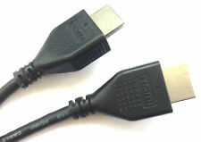 2M High Speed HDMI Cable for XBOX 360 PS3 TV Monitor - Black VGC