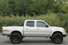 2002 Toyota Tacoma Double Cab 4x4, TRD SuperCharged, New Frame!