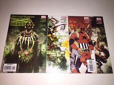 Cable and Deadpool #45, 47, 48 and 49 ~ 2007-08
