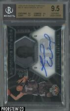 2008-09 Sp Rookie Threads Russell Westbrook RC AUTO /599 BGS 9.5
