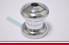 Road Fixed Gear BMX Bike Polished Alloy Threadless Bearing 30mm Headset 1""