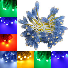 50X Pixel LED Christmas Lights Chain White Blue Red Yellow Green 5,56 Eur / M
