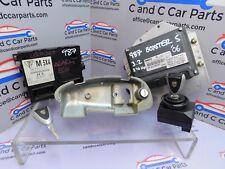 Porsche Boxster  S 987 3.2   ECU KIT 997.618.603.03  997.618.171.12  2006 2 KEYS