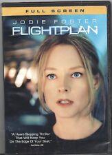 Movie DVD - FLIGHTPLAN - Pre-Owned - Touchstone