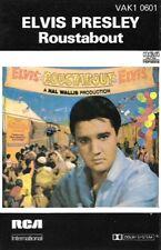 ELVIS PRESLEY Roustabout (Cassette)